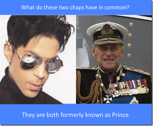 two chaps formerly